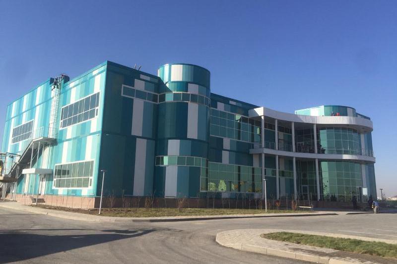 Спортивную школу олимпийского резерва подарила Туркестану Северо-Казахстанская область