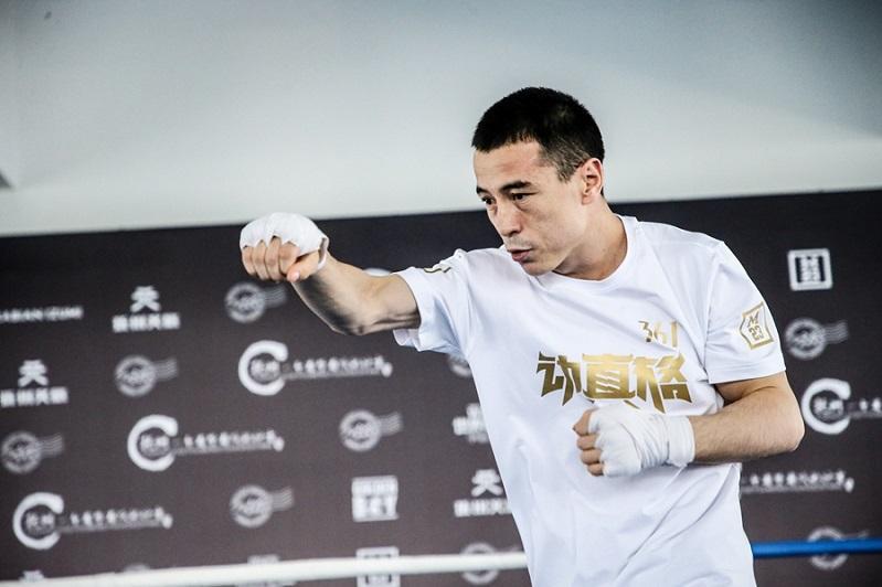 中国哈萨克拳手将在东京挑战世界拳王金腰带