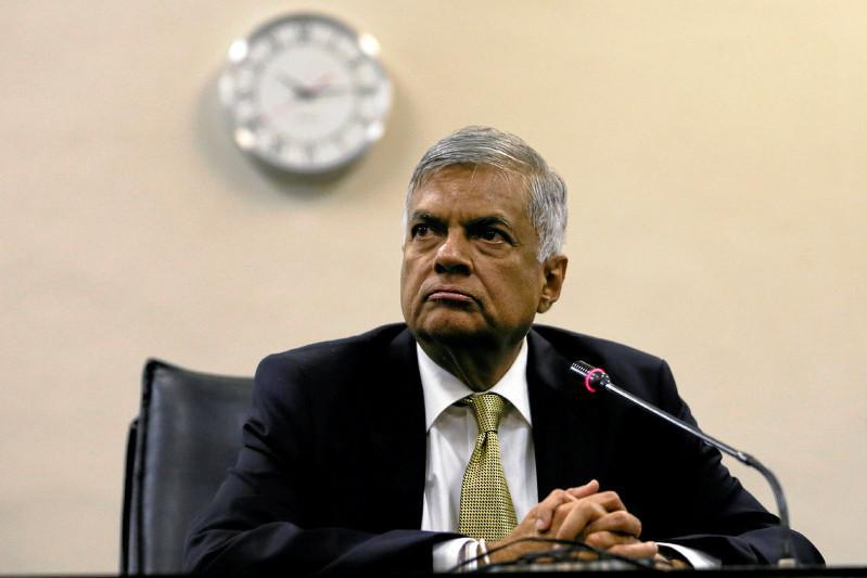 斯里兰卡总理维克勒马辛哈宣布辞职