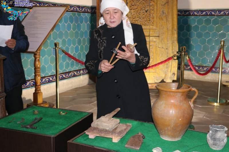 Түркістанда өткен «Музейге сый» акциясында тұрғындардан 40-қа тарта жәдігер тарту етілді