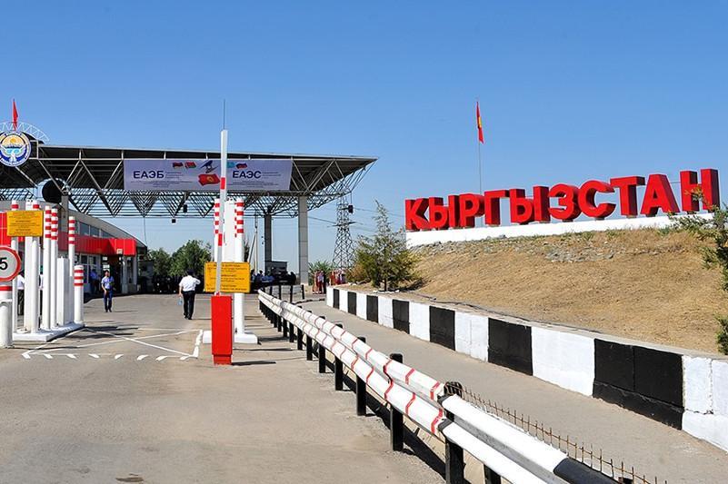 Через пункты пропуска между Казахстаном и Кыргызстаном проходят ежегодно 11 млн человек