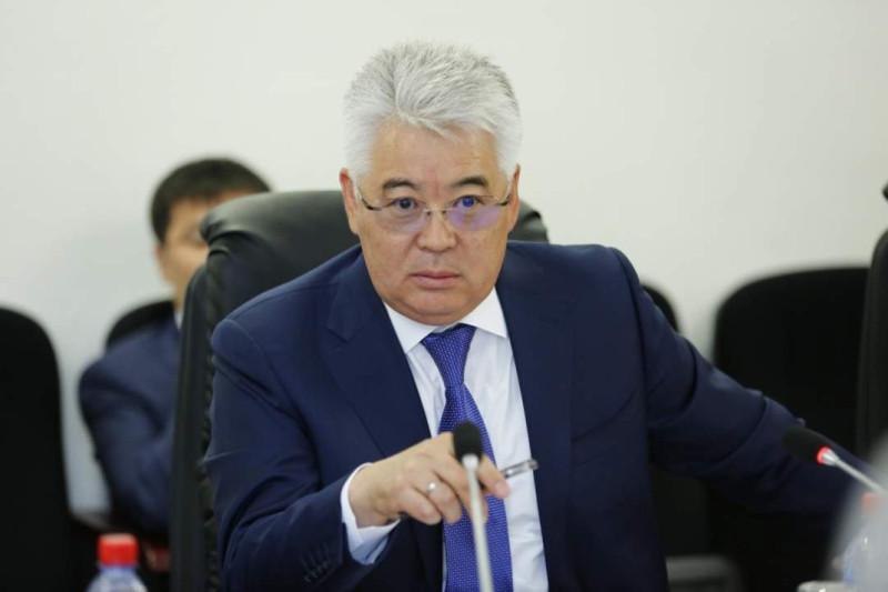 Об изменениях в пунктах пропуска на казахстанско-кыргызской границе рассказал Бейбут Атамкулов