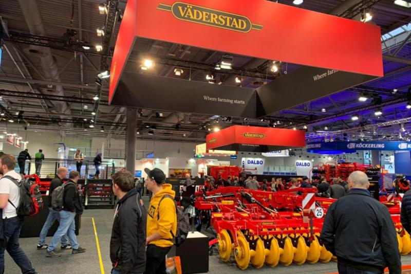 KAZAKH INVEST: Kazakhstan side participated in the Exhibition of Agricultural Machinery