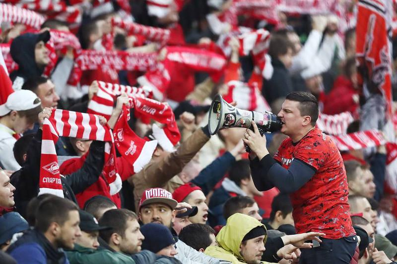 Russia's Spartak FC withdraws from Florida Cup in US amid visa problems