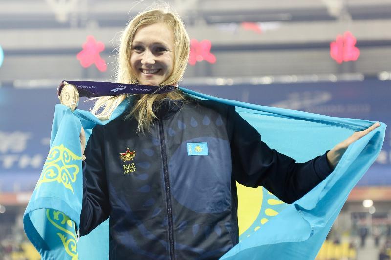 哈萨克斯坦选手当选国际田联运动员委员会成员