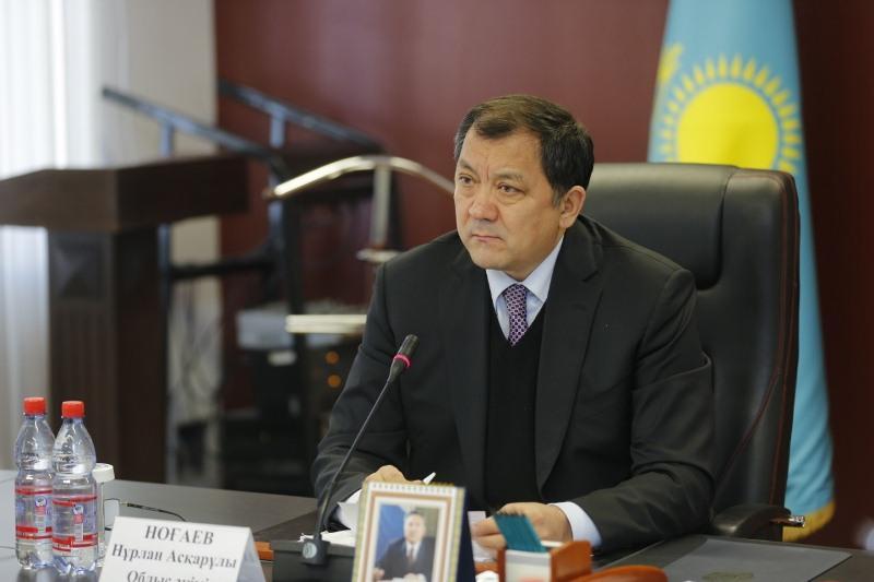 Нурлан Ногаев: Государство - не благотворительный фонд