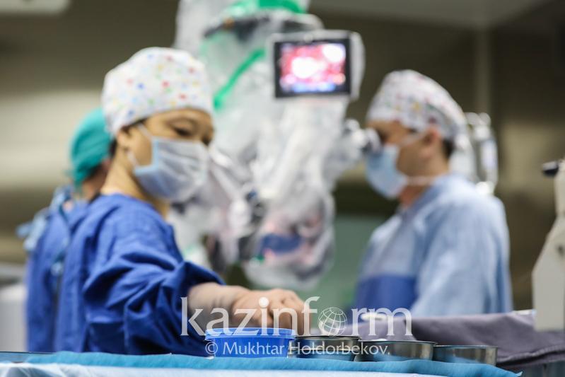 哈萨克斯坦成功开展首例舌癌手术