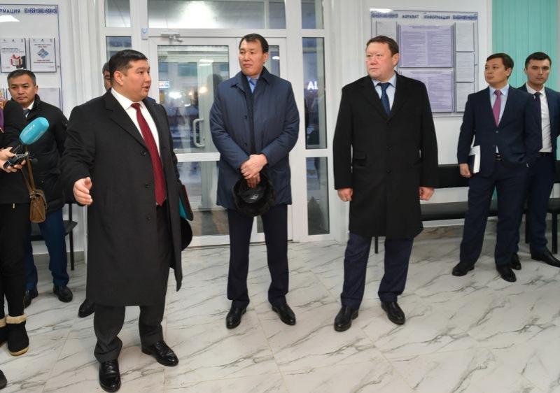 Первый сервисный центр Антикоррупционной службы открыли в СКО