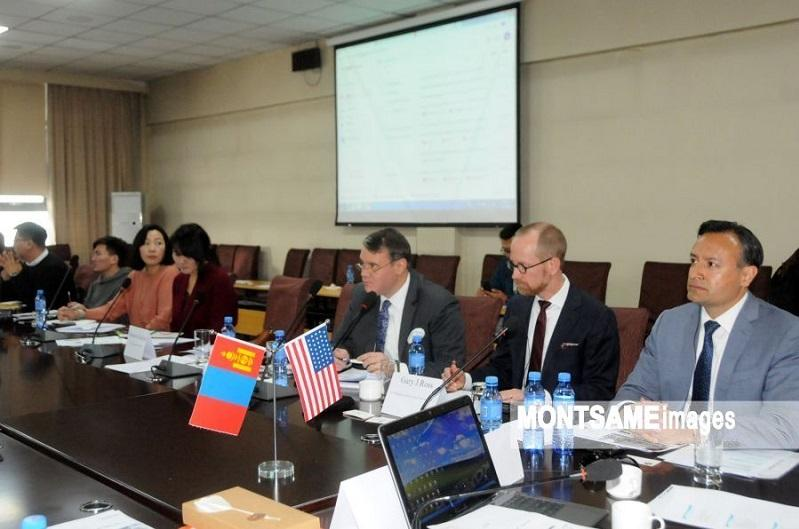10 Mongolian companies to export their products to the U.S. market