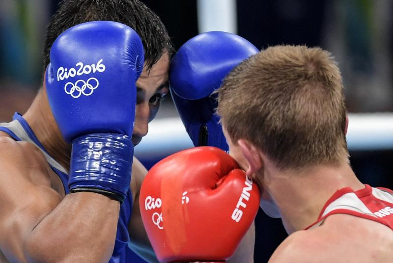 里约奥运拳击项目裁判将全部禁止参与东京奥运会