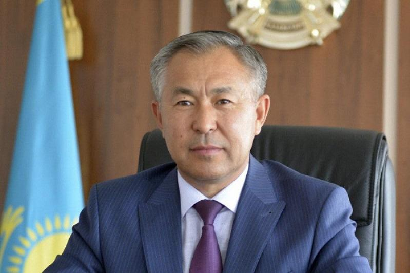 Mayor of Taraz city relieved of the post