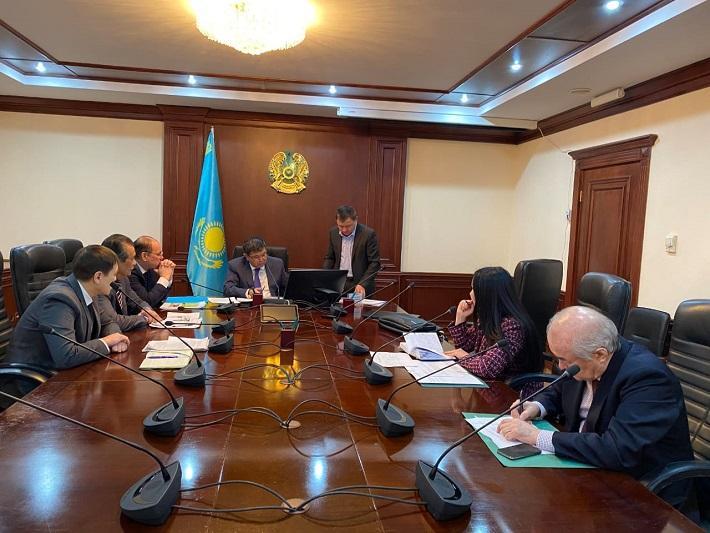 В Министерстве энергетики РК провели прием граждан