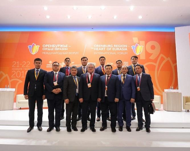 Kazakhstan, Russia cross-border cooperation development discussed at forum in Orenburg