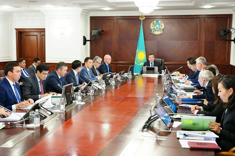 ҚР Премьер-Министрі «Бәйтерек» холдингі директорлар кеңесінің отырысын өткізді