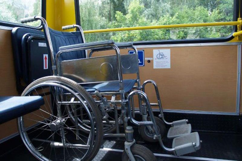 Жамбылда автобустардың барлығы мүгедектерге қолжетімді емес