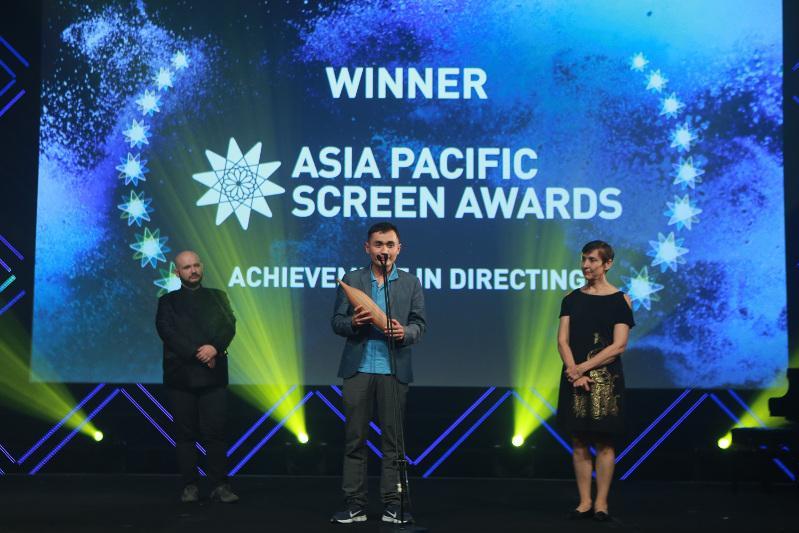 Азиатский «Оскар» достался кинорежиссеру из Казахстана