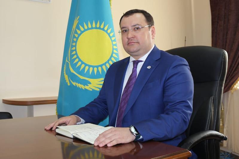 New deputy mayor of Atyrau city named