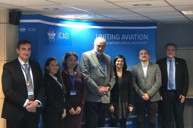 Kazakhstan delegation attends ICAO-EASA joint pan-European NCMC meeting