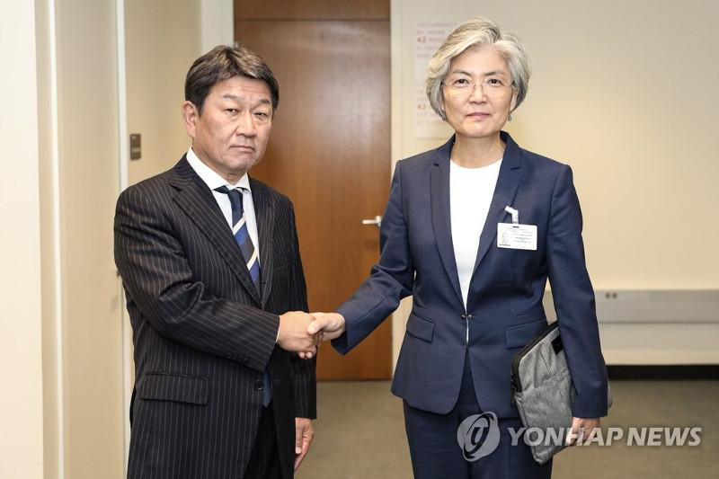 Korean FM to visit Japan for G-20 foreign ministers' meeting