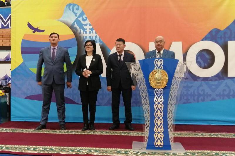 В Акмолинской области стартовали игры I тура чемпионата Казахстана по волейболу