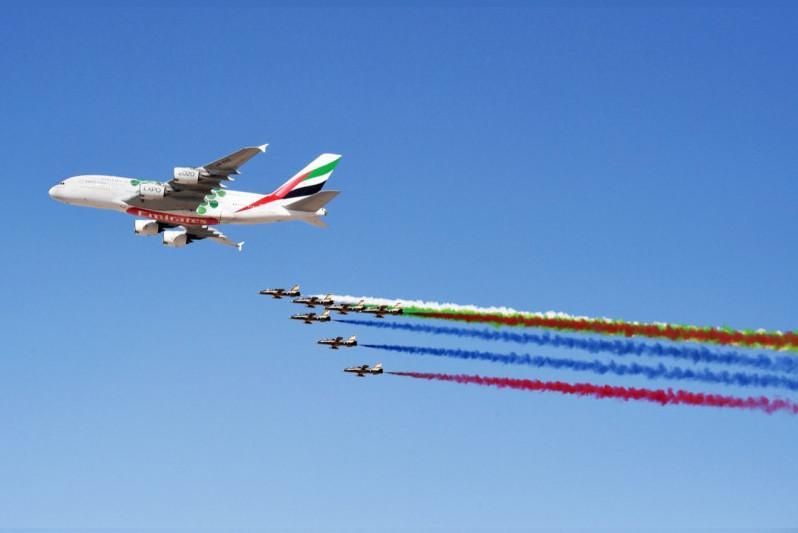 Sales of $54.5 billion made at Dubai Airshow 2019