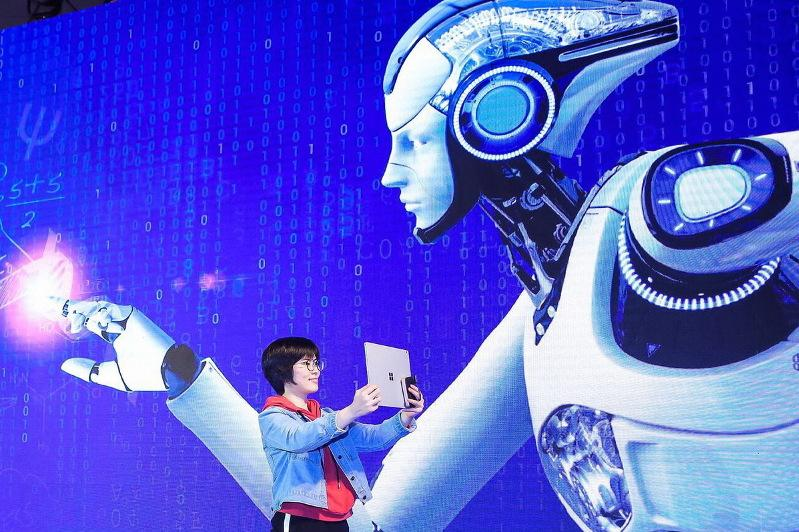 China may be AI leader by next decade