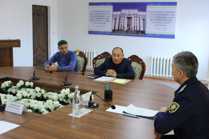 Бірыңғай қабылдау күні: Түркістан облысының прокуратура органдарына 55 адам жүгінді