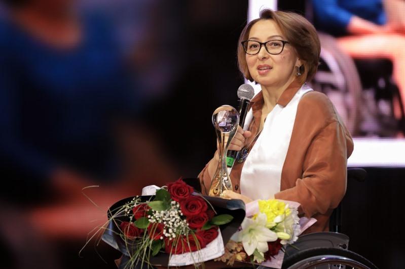 В столице наградили лауреатов общественной премии «Жан Шуақ»