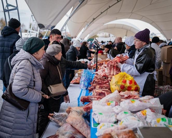 Зимние сельскохозяйственные ярмарки стартуют в столице
