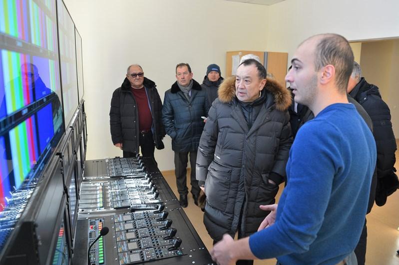 Сенаторы посетили Тайыншинский район СКО и город Щучинск