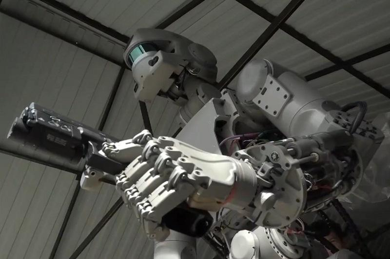 俄罗斯拟于2025年前组建战斗机器人部队