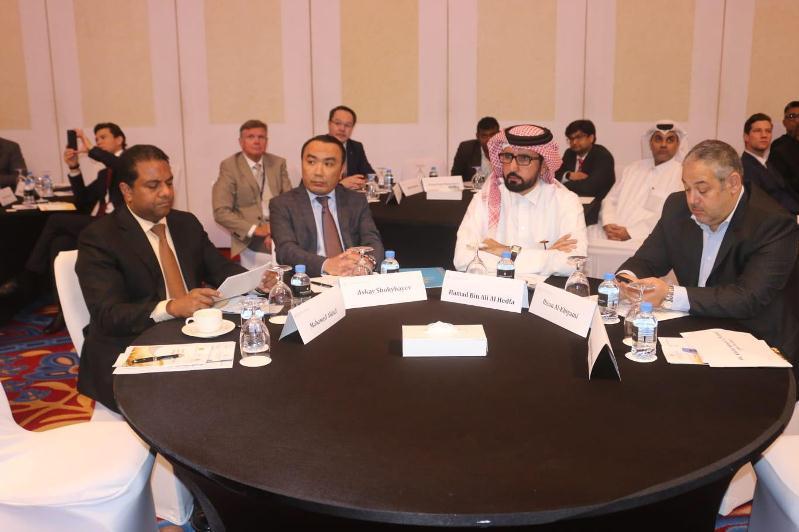 Бизнесменов Катара пригласили инвестировать в Казахстан