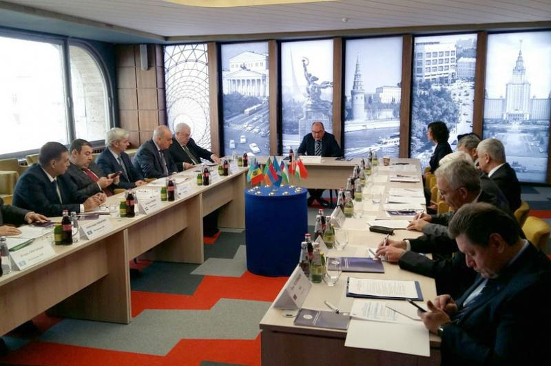27th session of CIS Council of heads of state news agencies held in Moscow