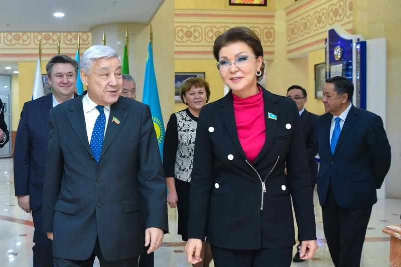 Senate Speaker: Kazakhstan keen on developing dynamic and multilateral cooperation with Tatarstan