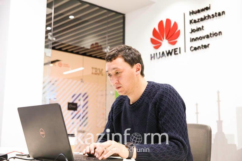 Как Huawei продвигает казахстанские стартап-проекты