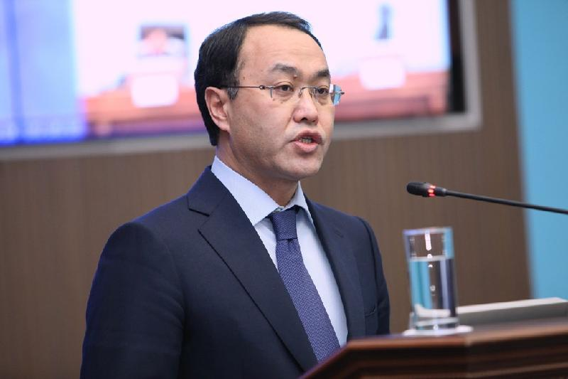 Подземные воды могут сыграть исключительную роль в экономике Казахстана - Кайрат Кожамжаров
