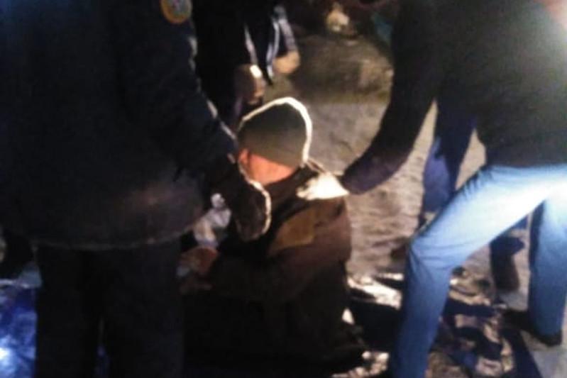 59-летнего акмолинца спасли из колодца теплового узла