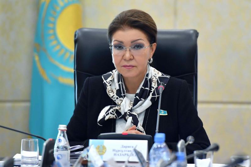Дариға Назарбаева: Елімізде тек су мәселесіне жауапты уәкілетті орган құру керек