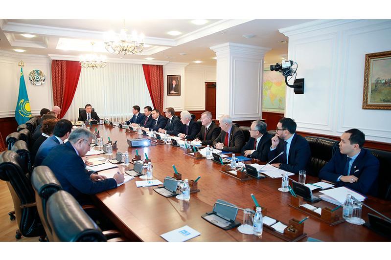 ҚР Премьер-Министрі құрылыс саласын дамыту мәселелері жөнінде кеңес өткізді
