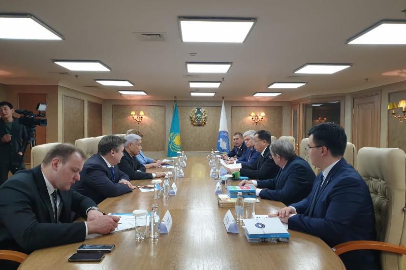 Жансеит Туймебаев: Казахстан и Татарстан связывают тесные исторические и культурные взаимоотношения