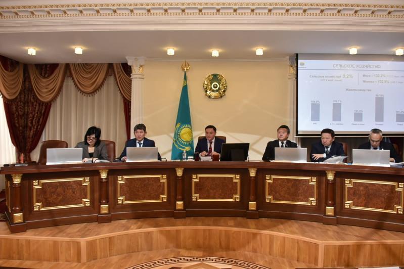 Ақмола облысында бюджет көлемі 225,5 миллиард теңгені құрады