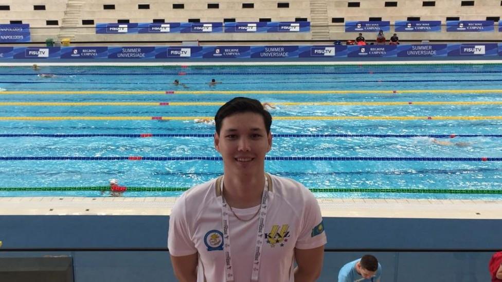 Казахстанцы завоевали 4 «золота» на международном турнире по плаванию в Минске