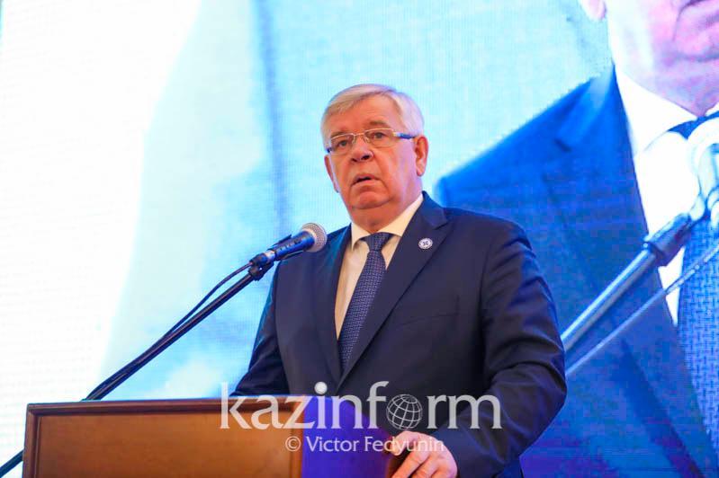 2020 жылдан бастап Беларусь өкілі ҰҚШҰ Бас хатшысы лауазымына кіріседі
