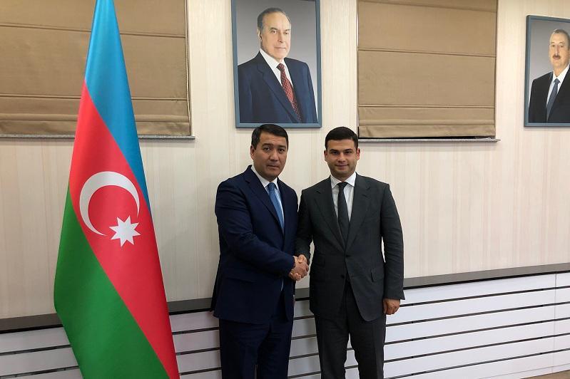 Азербайджанские компании планируют принять участие в выставке «Ulttyq Onim-2020»