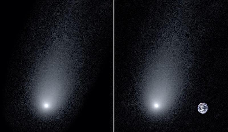 Уникальное фото крохотной Земли сделали астрономы