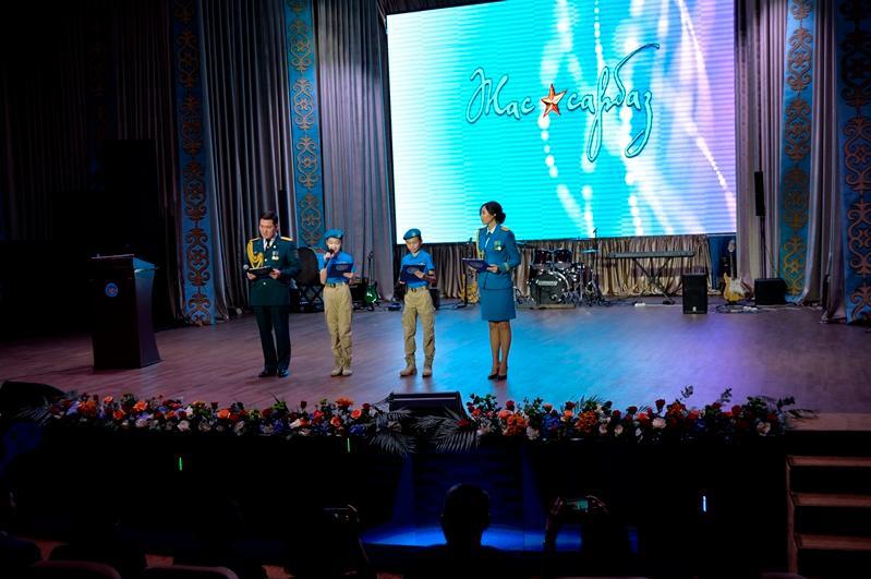 Определены победители республиканского фестиваля «Жас Сарбаз»