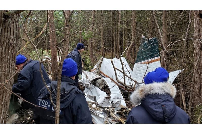 Авиакатастрофа в Канаде: среди жертв есть дети