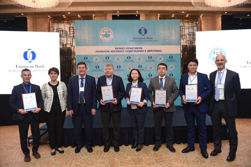 Tengizchevroil, EBRD share success of joint program