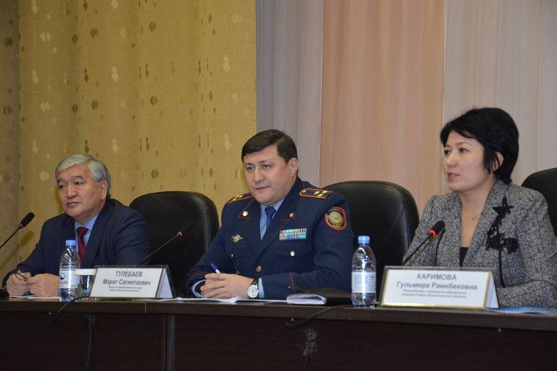 Специализированную службу охраны предлагают ввести в школах Петропавловска