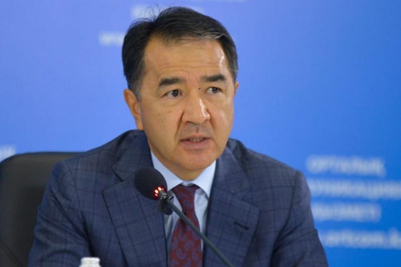 Среднюю зарплату алматинцев назвал Бакытжан Сагинтаев